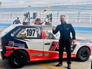 Guilherme Ragnini estreia na categoria Marcas B, depois de ser campeão paranaense da Turismo B em 2018 e da Turismo A em 2019 (Foto: Divulgação)
