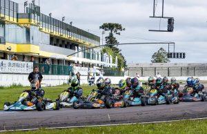 O Campeonato Paranaense de Kart deste ano será disputado em etapa única no Kartódromo Raceland Internacional (Foto: Gilmar Rose/Divulgação)