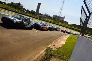 Depois da etapa de Cascavel, realizada no último fim de semana, o Paranaense de Marcas fica concentrado no Autódromo de Curitiba (Foto: Victor Lara)