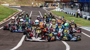 A categoria F-4 A deverá repetir o grid da etapa passada no Kartódromo Delci Damian (Foto: Tiago Guedes/Divulgação)