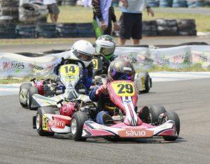 Lucas Luiz Ambrosio ganhou a categoria Mirim (Foto: Genésio Silva)