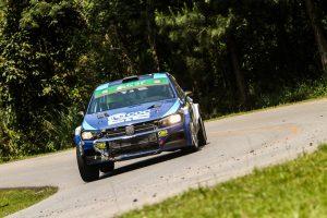 O Rali da Graciosa é a única prova de rali no Brasil disputada 100% no asfalto (Foto: Edson Castro)