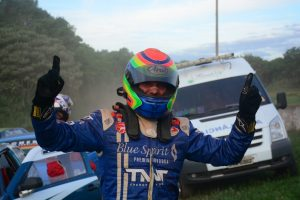 Amauri Lisboa Júnior ganhou as duas provas da primeira etapa e lidera a categoria Marcas A (Foto: Victor Lara)