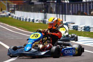 Murilo Fiore garantiu o título da F-4 A com o quarto lugar na última etapa (Foto: Tiago Guedes/Divulgação)