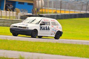 A dupla Roberto Bonato/Evandro Maldonado conquistou o primeiro lugar na categoria Turismo C (Foto: Victor Lara)