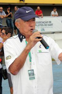 Valmor Weiss era o atual vice-presidente da Federação Paranaense e foi também vice-presidente da CBA