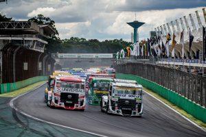 A Copa Truck começa e termina a temporada deste ano em Curitiba (Foto: Divulgação)