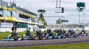 A Copa Super Paraná de Kart terá início no dia 6 de março, no Kartódromo Raceland Internacional (Foto: Gilmar Rose)