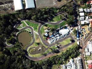 O Kartódromo Ayrton Senna abre a temporada de kart de Pato Branco com a Copa Stock (Foto: Mario Ferreira)
