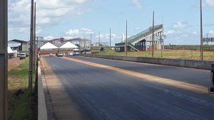 A pista de arrancada do Autódromo Rafael Sperafico receberá pilotos de vários estrados neste sábado e domingo (Foto: Divulgação)