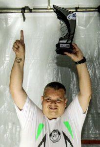 """Eduardo """"Lobinho"""" Ortolan era considerado um dos melhores navegadores do Brasil (Foto: Edson Castro)"""