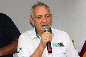 Rubens Gatti informa que as provas serão remarcadas quando as restrições sanitárias foram suspensas (Foto: Mario Ferreira)