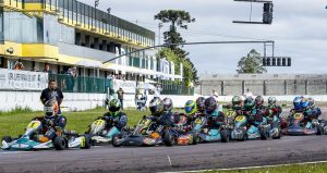 A etapa de abertura da Copa Super Paraná de Kart será a primeira competição do ano no Kartódromo Raceland Internacional (Foto: Gilmar Rose/Divulgação)