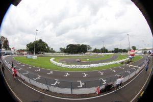 Com o adiamento do Citadino/Copa Itaipu-Itamed, o Kartódromo de Foz do Iguaçu fica mais uns dias sem competições (Foto: Mario Ferreira)