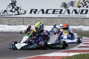 Kartódromo Raceland Internacional será o palco sábado da primeira etapa da Copa Paraná Super de Kart (Foto: Gilmar Rose)
