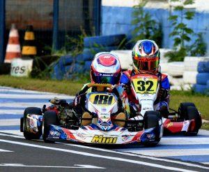 Matheus Ramalho conquistou a vitória na categoria Cadete (Foto: Genésio da Silva)