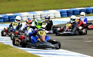 O Paranaense de Kart atrairá pilotos de vários estados, que estarão em Londrina preparando-se para a Copa Brasil (Foto: Genésio da Silva/Divulgação)