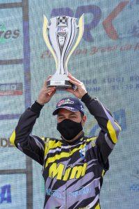 Alessandro Xavier garantiu para o Paraná o título de campeão da categoria Super Sênior (Foto: Eni Alves)