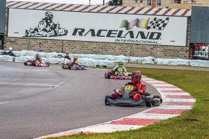 O 24º Campeonato Sul-Brasileiro de Kart será disputado no Kartódromo Raceland Internacional, em Pinhais, no Paraná (Foto: Divulgação)