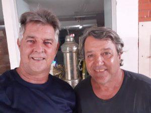 Beto Borghesi e Aloysio Moreira, promotores das 500 Milhas de Londrina (Foto: Divulgação)
