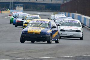 Henrique Basso lidera a categoria Marcas B (Foto: Victor Lara)