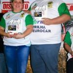 Giuliano Borazo e Adriana Dacoregio, de Guarapuava, venceram a categoria Turismo Light